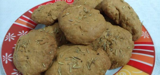 biscotti rustici al rosmarino