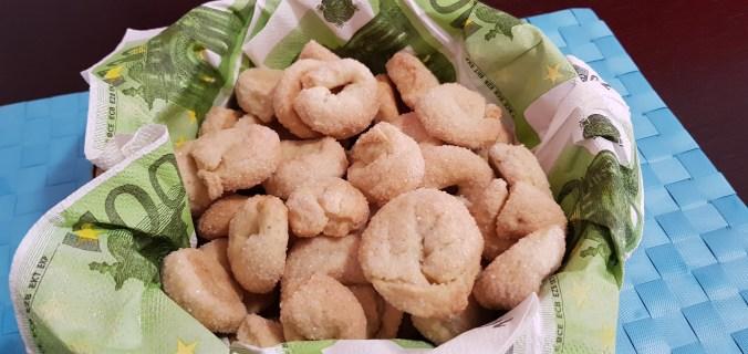 taralli dolci senza lattosio