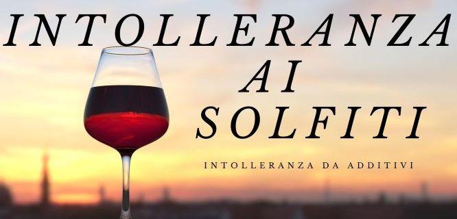 INTOLLERANZA AI SOLFITI