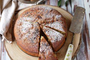 come fare la torta pere e cioccolato senza burro