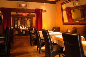 le restaurant est ouvert avant le rush des concerts
