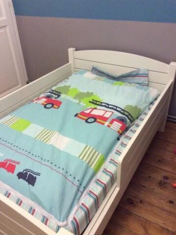 Histoire de zip et de lit prêt a dormir