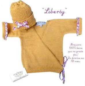 Brassière en laine #11