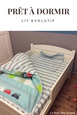 Histoire de Zip et de lit pret a dormir