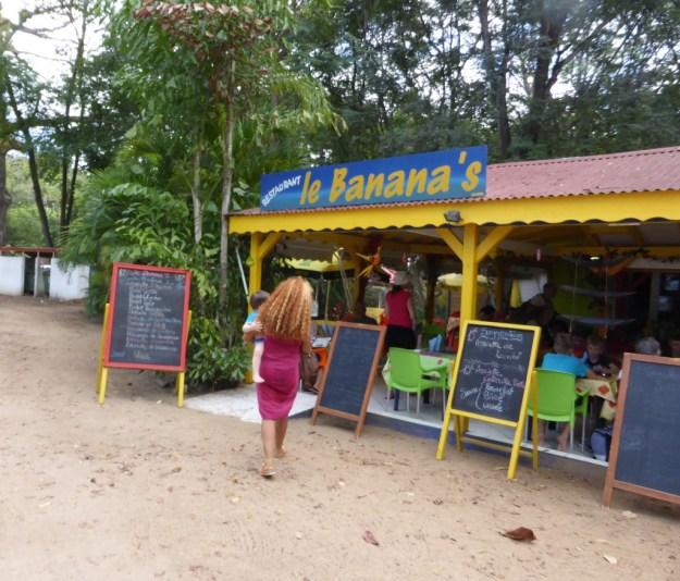 Banana's, Deshaies