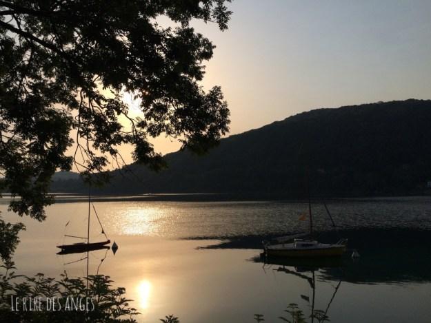 lac de Charavines