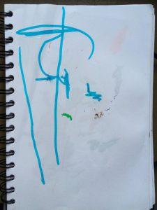 Maman dessine moi un Orage
