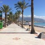 Le Walk of fame espagnol à Alfaz del pi