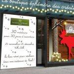 Boutique éphémère à Grenoble!