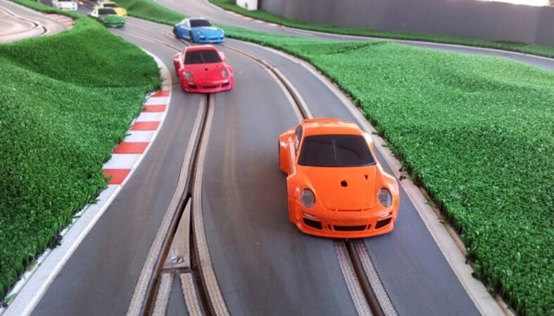 circuit de voiture