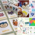 5 jeux à imprimer pour enfant