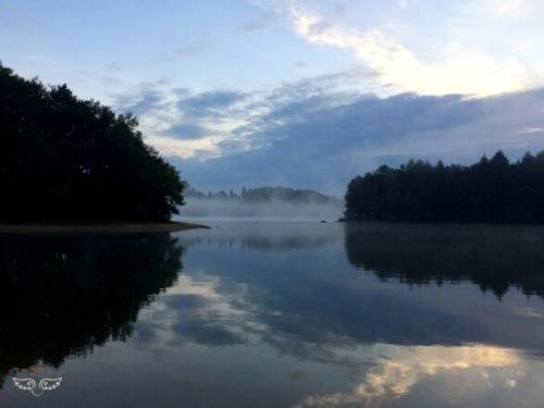 Le Lac Saint Etienne Cantales
