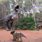 Musee parc des dinosaures à Meze (34)