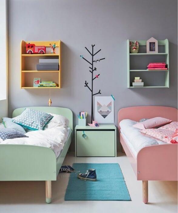 petite chambre mixte
