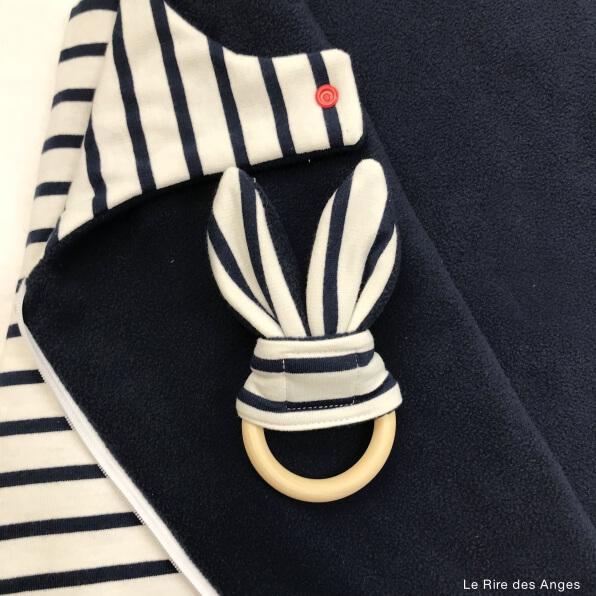 Trousseau naissance mariniere