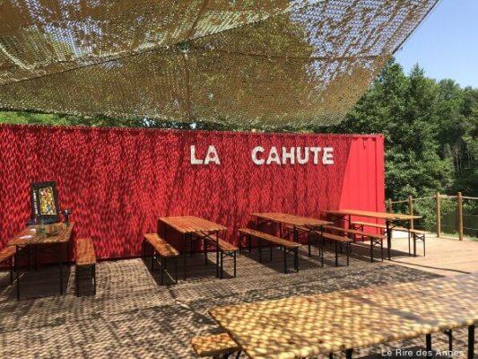 restaurant La cahute