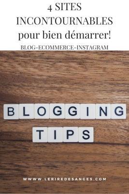 sites incontournables pour ton blog