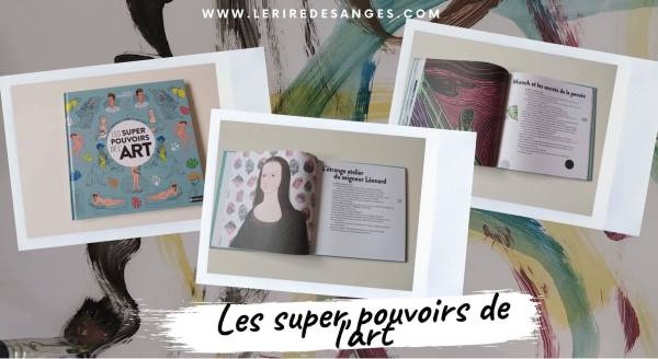 les supers pouvoirs de l art editions nathan