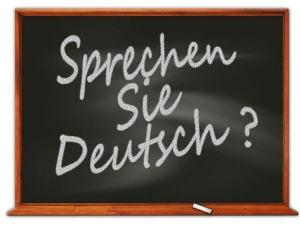 Bild: Sprechen Sie Deutsch?