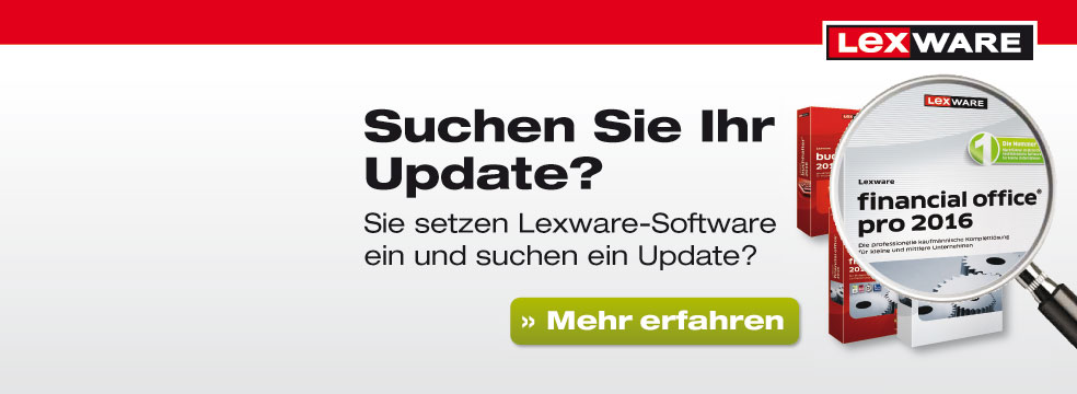Update Lexware Software 2016