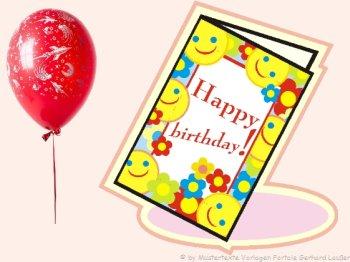 Lustige Spruche Postkarte Die Frage Ist Der Wievielte Geburtstag