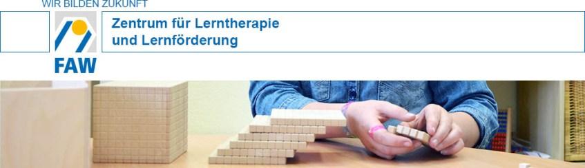 FAW_Zentrum fuer Lerntherapie und Lernfoerderung_Header 6