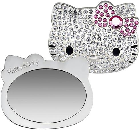Le Rose Aux Joues Hello Kitty Pointe Sa Truffe Chez Sephora