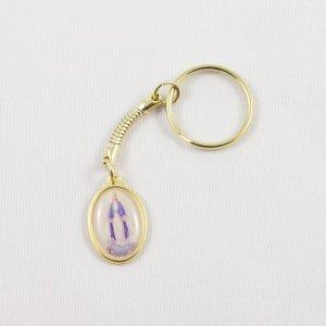 porte-clefs médaille miraculeuse-avers