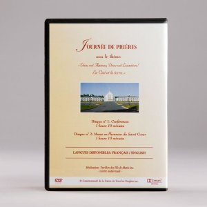 DVD du 30 mai 2008