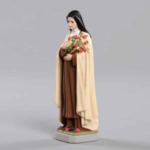 Ste Thérèse de l'Enfant Jésus-vue de côté