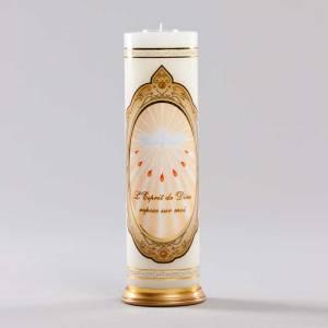 chandelle royale-saint-esprit et les 7 dons