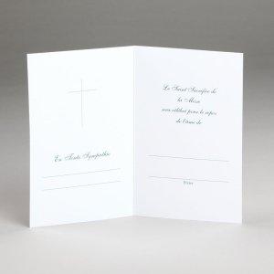 carte sympathies avec offrande de messe-intérieur-1