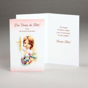 carte anniversaire-pour une demoiselle