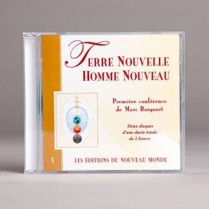 terre nouvelle-homme nouveau-cd double
