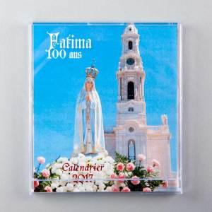 calendrier 2017 - Fatima 100 ans - format CD pour bureau