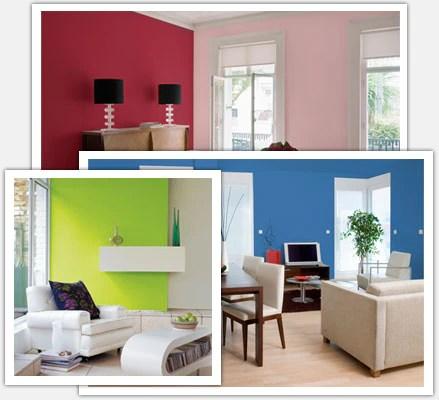 Colore De Pintura Para Interiores Latest Colores Alegres