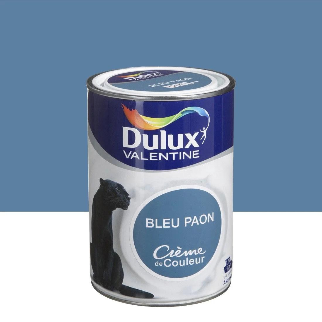 Chambre Couleur Bleu Paon Prlvement D