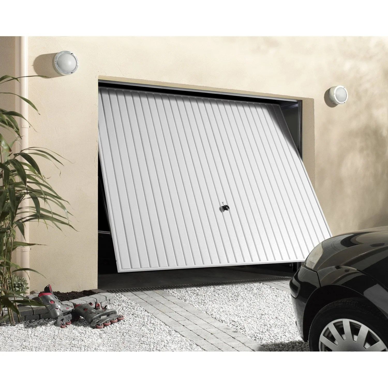 Porte De Garage Basculante Dbordante PRIMO H200 X L240