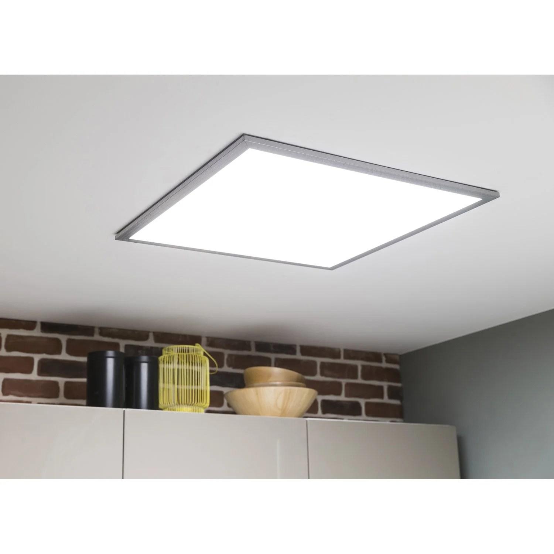 Panneau LED LED 1 X 36 W LED Intgre Leroy Merlin