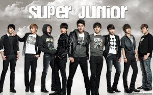 "Le boys band ""Super Junior"" ou ""SuJu"""