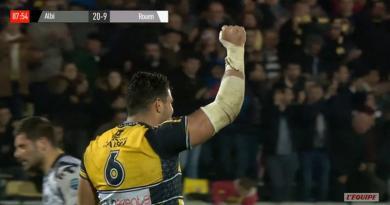 Fédérale 1 - Albi dominates Rouen in the rain and puts one foot in the final (VIDEO)