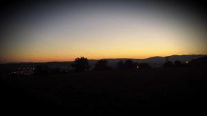 Vue sur le Beaujolais