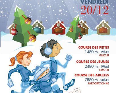 La Calad'run, Corrida Pédestre de Villefranche le 20 décembre