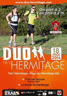 Duo de l'hermitage Flyer