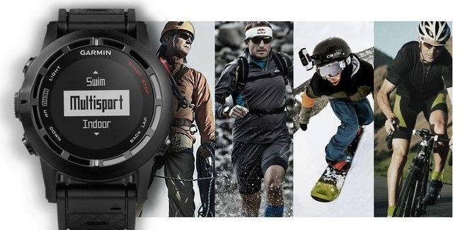 Garmin Fénix 2 – LA montre sports outdoor