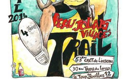 Beaujolais Villages Trail le 13 avril 2014