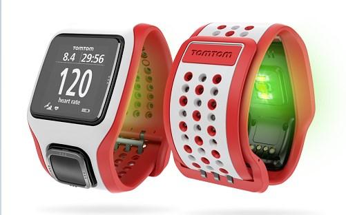 Nouvelle gamme de montres GPS chez TomTom : TomTom Cardio