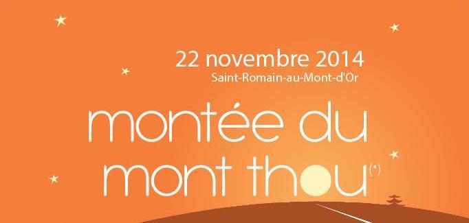 La Montée du Mt Thou, la «vertical race» Lyonnaise