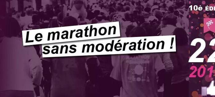 [CR] 10ème édition du marathon du Beaujolais, mon premier marathon