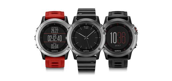 Test de la Fenix 3 : La montre outdoor Garmin